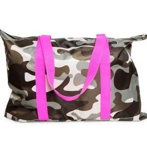Handbags - Camo duffle/tote bag